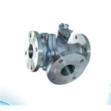 Threaded Three Way Ball Valve